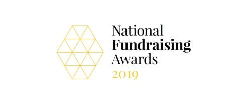National Fundraising Awards logo
