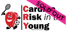 Cardiac Risk in the Young Sold Out
