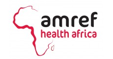 Amref Health Africa UK logo