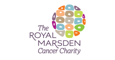 The Royal Marsden Cancer Charity logo