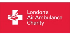 London's Air Ambulance (With Text)