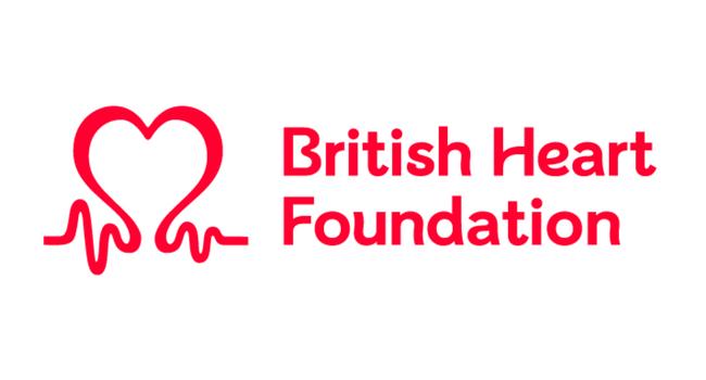 BHF new logo